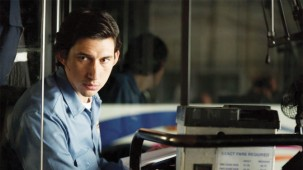Public-transportation employees unfortunately don't all look like Adam Driver.